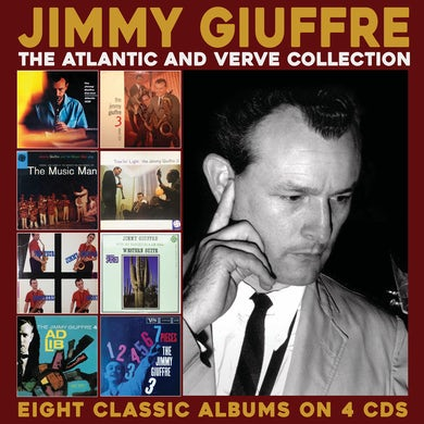 Jimmy Giuffre The Atlantic And Verve Collection CD
