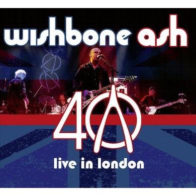 Wishbone Ash 40th Anniversary Concert: Live In London CD