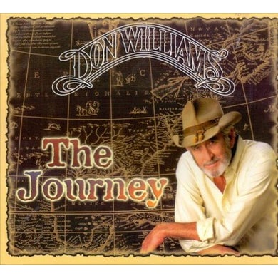 Don Williams Journey CD