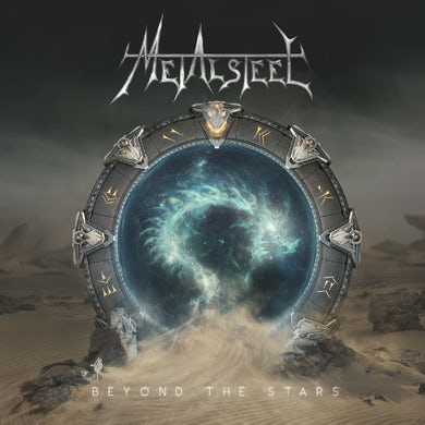 Metalsteel Beyond The Stars CD