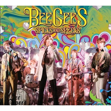 Bee Gees Spicks and Specks CD