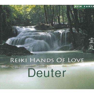 Deuter Reiki Hands of Love CD