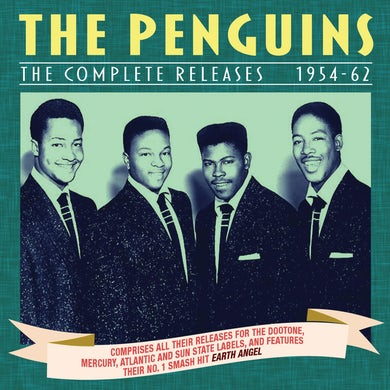 Complete Releases: 1954-1962 CD
