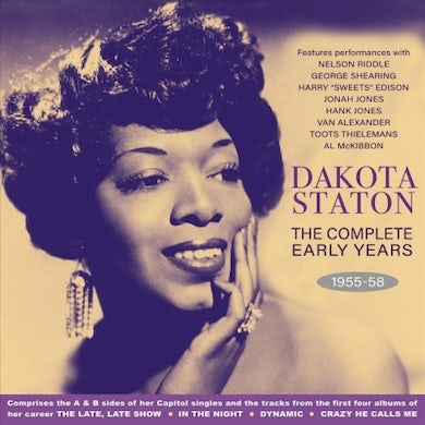 Dakota Staton Complete Early Years 1955-58 CD