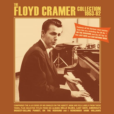 The Floyd Cramer Collection 1953-62 CD