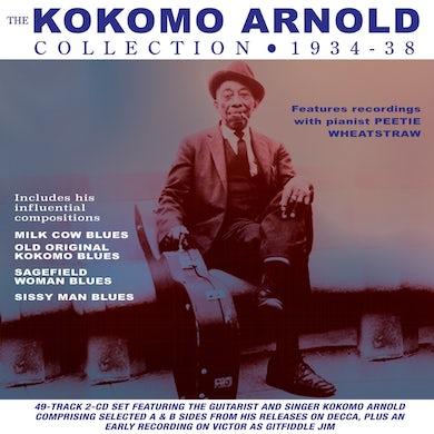 Kokomo Arnold Collection 1930 38 CD