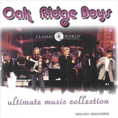 The Oak Ridge Boys Ultimate Music Collection CD