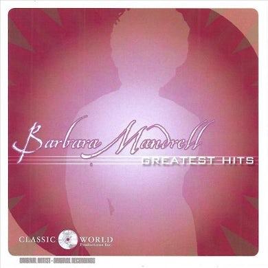Barbara Mandrell Greatest Hits CD