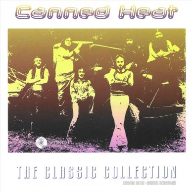 Canned Heat Classic Collection CD