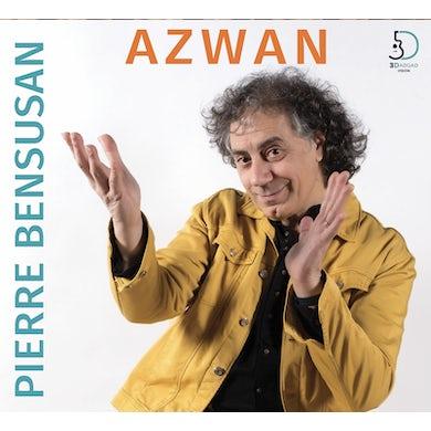 Pierre Bensusan Azwan CD