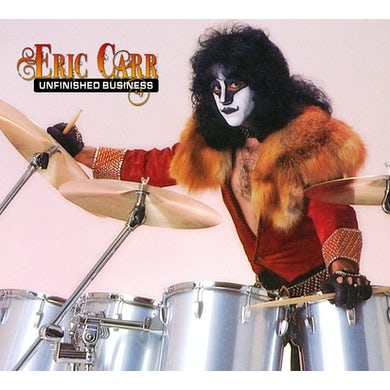 Eric Carr UNFINISHED BUSINESS CD