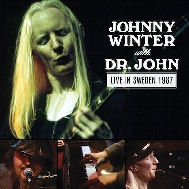 Dr. John Live in Sweden 1987: Johnny Winter CD