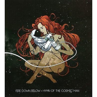 Fire Down Below Hymn of the Cosmic Man CD