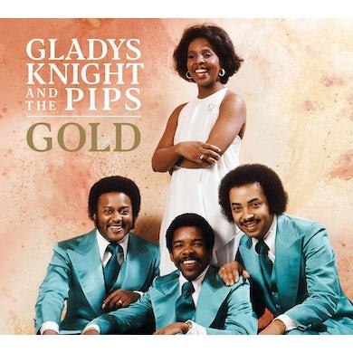 Gladys Knight GOLD CD