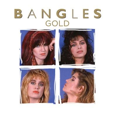 The Bangles Gold CD