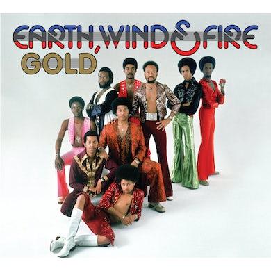 Gold Earth Wind & Fire CD