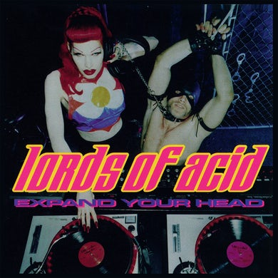 Lords Of Acid Expand Your Head (Remastered) CD