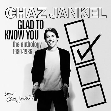 Chaz Jankel Glad To Know You: The Anthology 1980 198 CD