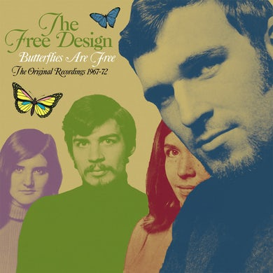 Free Design Butterflies Are Free: The Original Recor CD