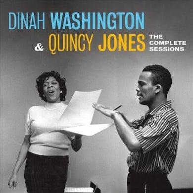 Dinah Washington Complete Sessions CD