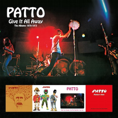 Give It All Away: The Albums 1970 1973 CD