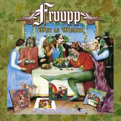 Fruupp Wise as wisdom:dawn albums 73-75 CD