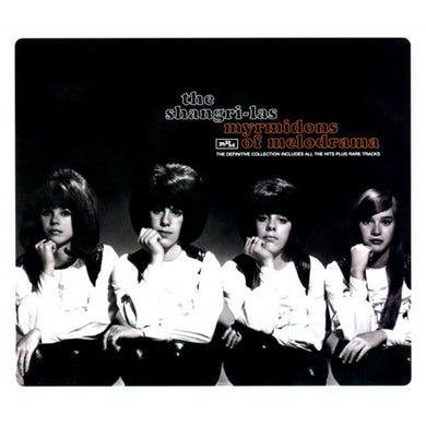 Shangri Las Myrmidons Of Melodrama CD