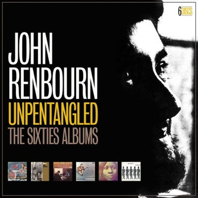 John Renbourn Unpentangled: The Sixties Albums CD