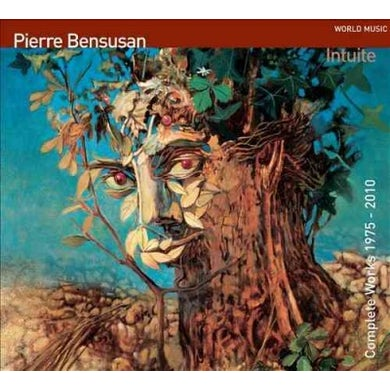 Pierre Bensusan Intuite CD