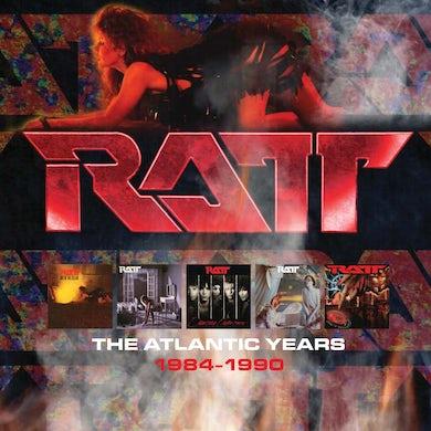 Ratt Atlantic Years 1984 1990: 5 Cd Clamshell Boxset CD