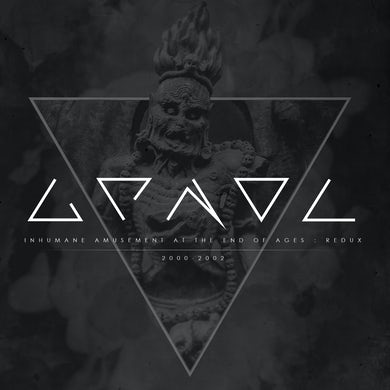 Grendel Inhumane Amusement At The End Of Ages: 2000-2002 Redux CD