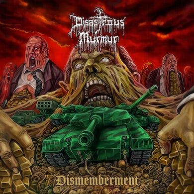 Disastrous Murmur Dismemberment Vinyl Record