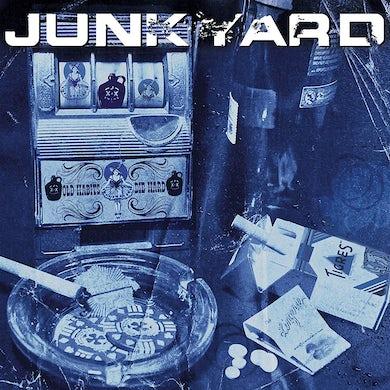 Junkyard Old Habits Die Hard Vinyl Record