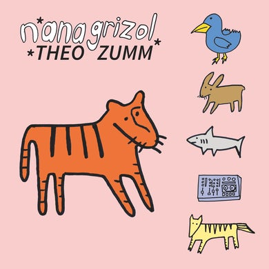 Nana Grizol Theo Zumm Vinyl Record
