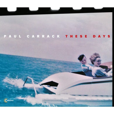 Paul Carrack These Days Vinyl Record