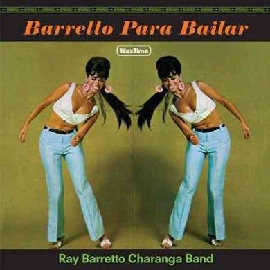 Ray Barretto Barretto Para Bailar Vinyl Record