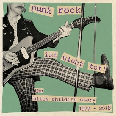 Billy Childish Punk Rock Ist Nicht Tot Vinyl Record