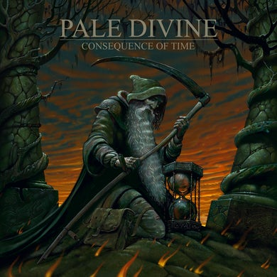 Pale Divine Consequence Of Time Vinyl Record