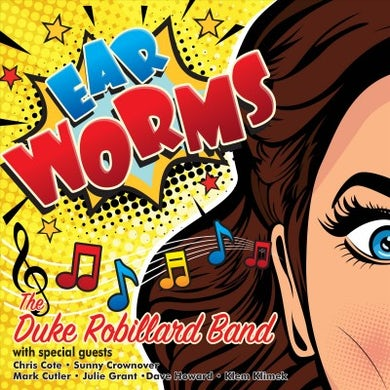 Duke Robillard Ear Worms Vinyl Record