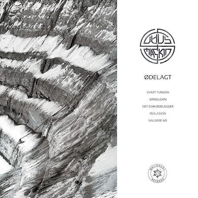Dodsmaskin Odelagt Vinyl Record