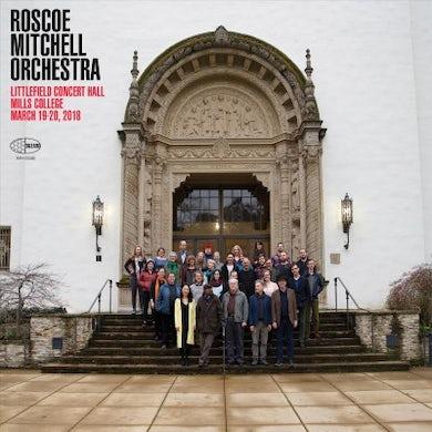 Roscoe Mitchell Littlefield Concert Hall Mills College Vinyl Record