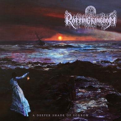 Rotting Kingdom A Deeper Shade Of Sorrow (Purple Pink Swirl Vinyl) Vinyl Record