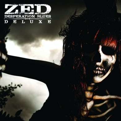 Zed Desperation Blues Deluxe Vinyl Record