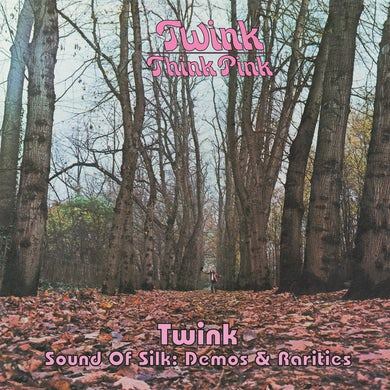 Twink Think Pink Vinyl Record