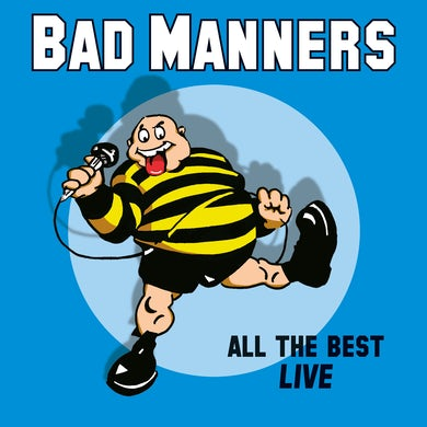 Bad Manners All The Best Live Vinyl Record