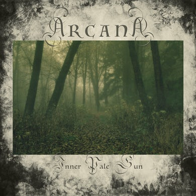 Arcana Inner Pale Sun Vinyl Record