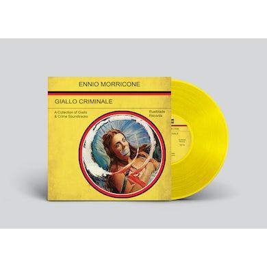 Giallo Criminale Vinyl Record