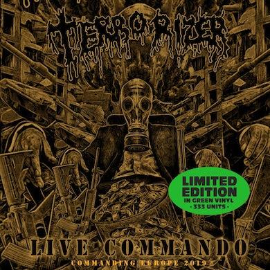 Live Commando Vinyl Record