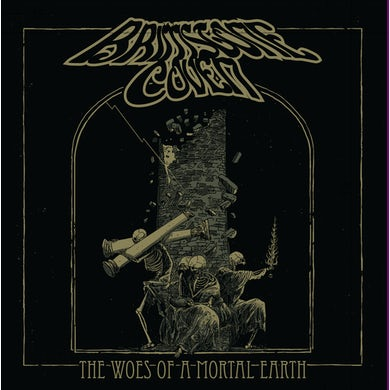 BRIMSTONE COVEN Woes Of A Mortal World Vinyl Record