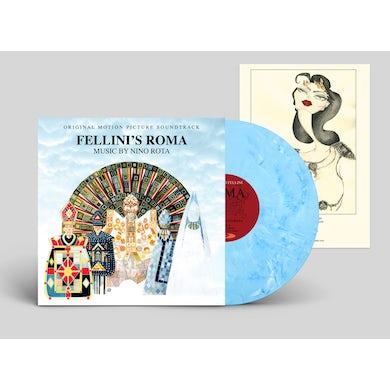 Nino Rota Fellini's Roma (OSC) Vinyl Record